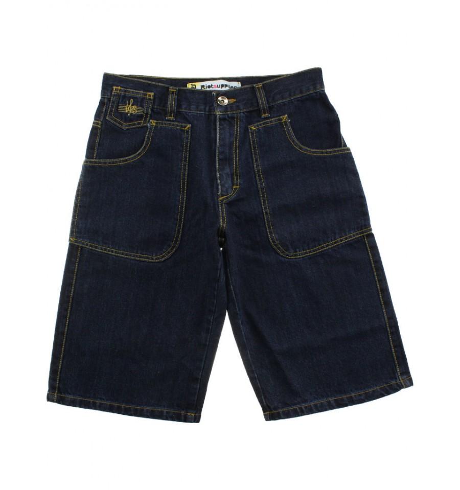Bermuda Jeans Tasconi Ies Uomo Freak Scuro LVjqMpzSUG