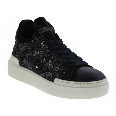 Scarpe Ed Parrish Elisa high D da donna blu