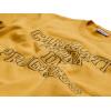 Felpa Carhartt Wip Division Ebroidery da uomo donna giallo