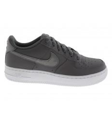 Nike Air force 1 scarpe casual donna grigio scuro