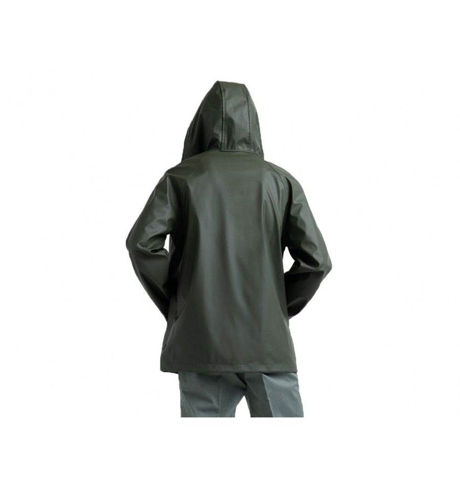 Da Scuro Uomo Impermeabile Classic Verde Giacca Rainwear Herschel q0ExBxv8