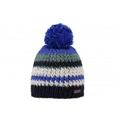 Cappello Barts da uomo donna Crow Beanie blu