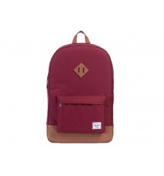 Zaino Herschel uomo donna Backpack Heritage bourdeaux