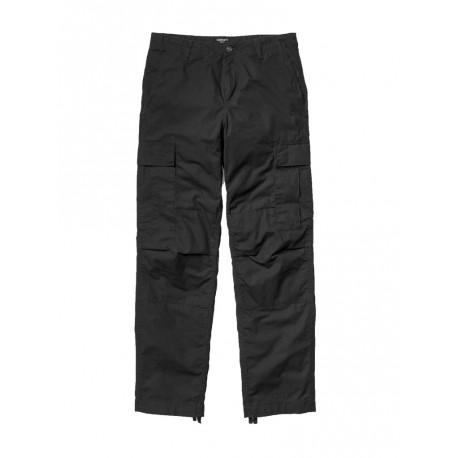 Pantaloni Carhartt regular cargo pant uomo nero