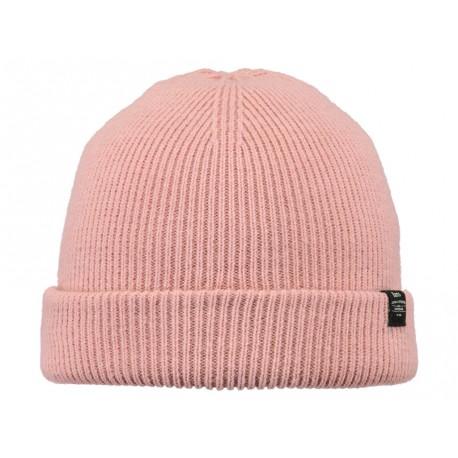 Cappello Barts da donna invernale con risvolto rosa