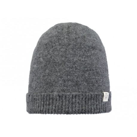 Cappello Barts da uomo con risvolto ipoallergenico grigio