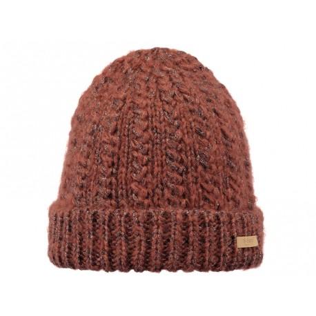 Cappello Barts da donna con risvolto invernale marrone