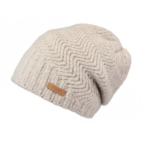 Cappello barts uomo donna con fascia interna in pile beige