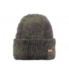 Cappello Barts da donna sfumato con risvolto verde