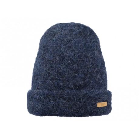 Cappello Barts da donna con risvolto blu