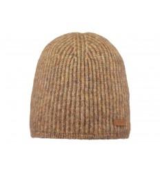 Cappello Barts uomo donna in lana marrone