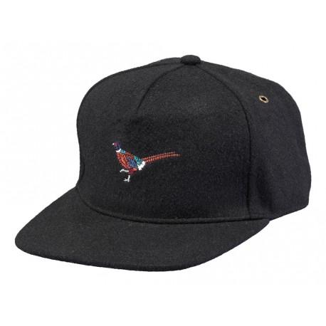 Cappello con visiera Barts da uomo nero