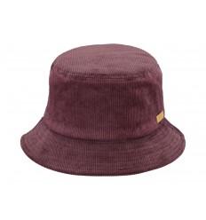 Cappello da uomo Barts stile pescatore bourdeaux