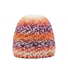 Cappello Barts da donna in maglia bourdeaux