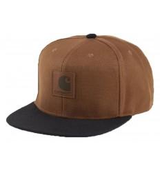 Carhartt Cappello con visiera Logo cap Bi-colored