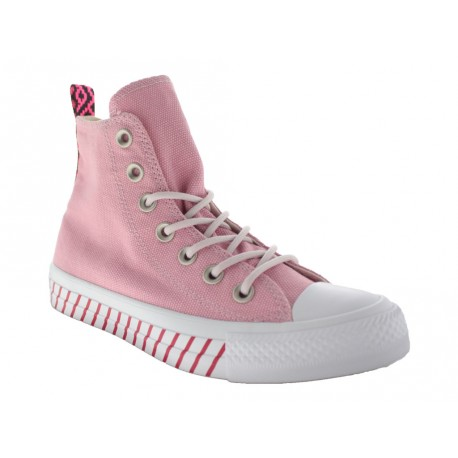 Scarpe Converse Ct as hi righe donna rosa