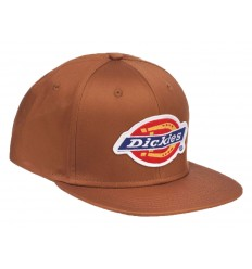 Cappello con visiera Dickies Muldoon marrone chiaro