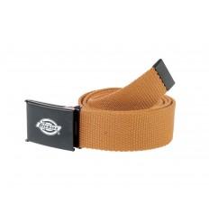Cintura Dickies Orcutt Belt marrone chiaro