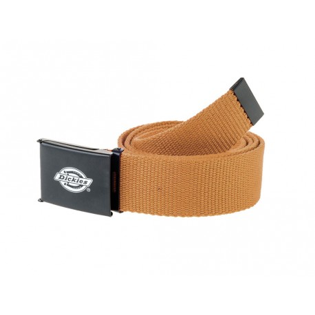 Cintura Dickies Orcutt Belt marrone chiaro