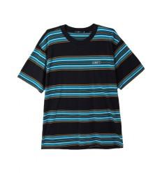 T shirt Obey Route Classic Tee Ss da uomo multicolore