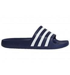 Ciabatte Adidas Adilette slide-on uomo blu