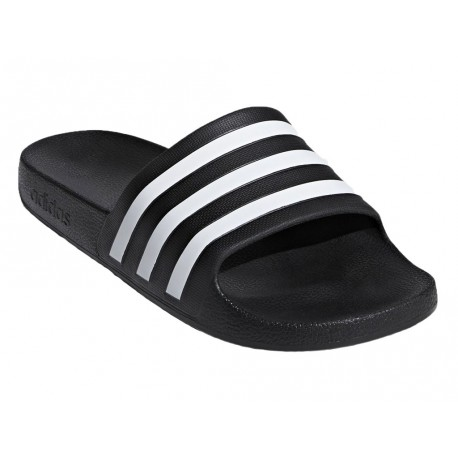 Ciabatte Adidas Adilette slide-on uomo donna nero