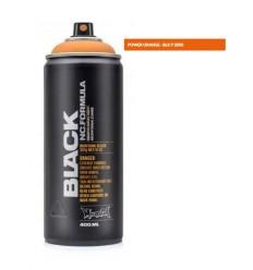 Bombolette Montana spray graffiti tonalità arancione