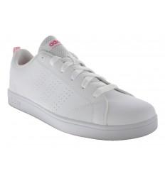 pretty nice 2404b f4ecb Scarpe Adiadas Vs Advantage Clean da donna bianco rosa ...