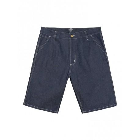 Bermuda Carhartt uomo Ruck Single Knee short jeans rigid