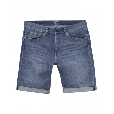 Bermuda Carhartt uomo Swell short jeans store washed