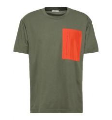 T-shirt Minimum Asker 3534 da uomo verde scuro
