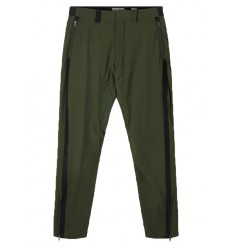 Pantaloni Minimum Model two da uomo verde scuro