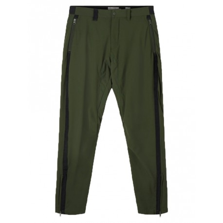 Pantaloni Minimum Model two da uomo verde scuro
