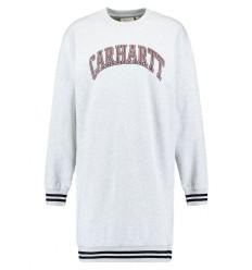 Vestito Carhartt Knowledge sweatshirt da donna grigio