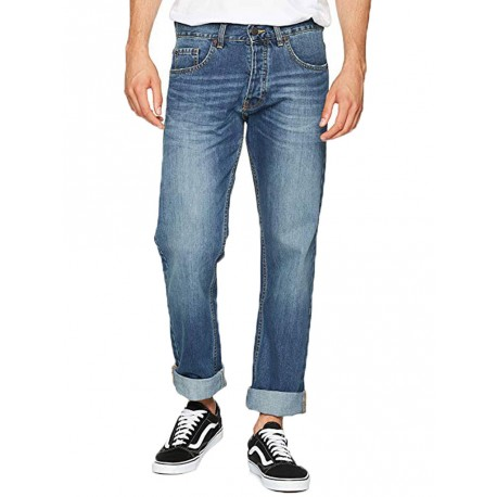 Jeans Dickies Michigan uomo mid blu