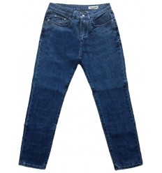 Jeans Derriere Easy T193 da uomo true blu