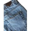Jeans Derriere Easy T193 da uomo bleached blu
