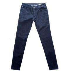 Jeans Derriere Easy T191 da uomo raw blu