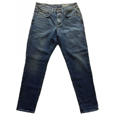 Jeans Derriere Easy T163 real da uomo blu
