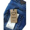 Jeans Derriere Slim T176 W57 da uomo blu