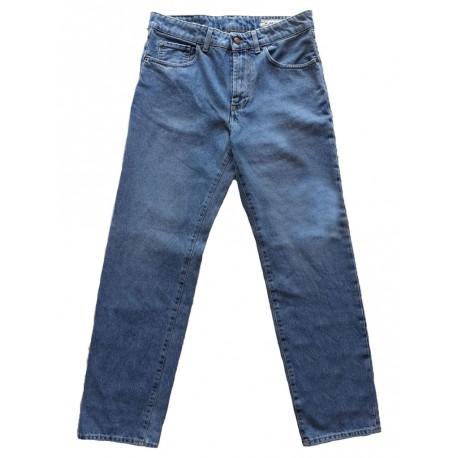 Jeans Derriere Biggie T163 da uomo flag blu