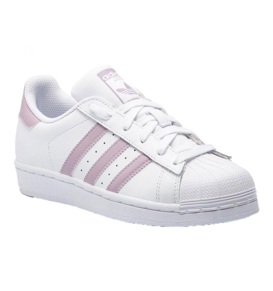 adidas donna superstar rosa
