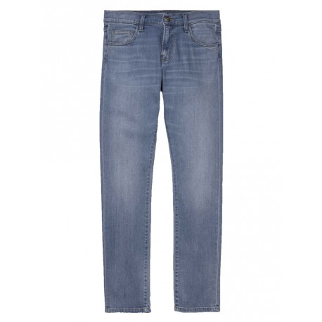 Jeans Carhartt Rebel pant uomo blue worn bleached