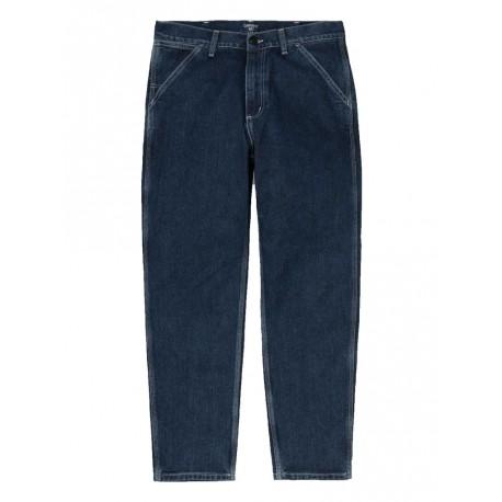 Jeans Carhartt Penrod pant uomo blue stone washed