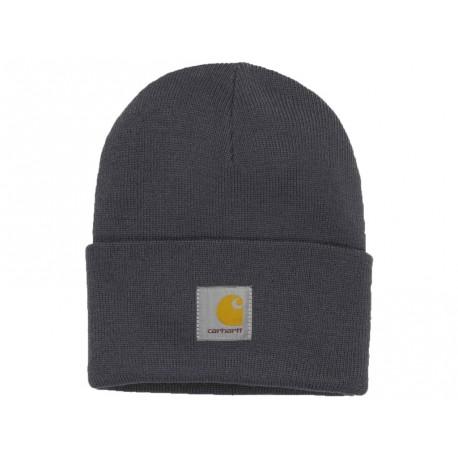 Cappello Carhartt Acrylic Watch Hat uomo donna grigio scuro