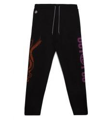Pantaloni tuta Octopus Logo Sweatpants da uomo nero