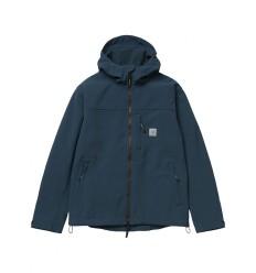 Giubbino Carhrtt Softshell Jacket uomo blu