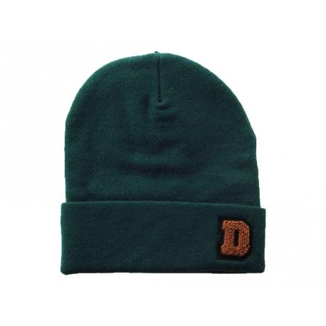 Cappello Dickies Radcliffe cuffia uomo donna verde scuro