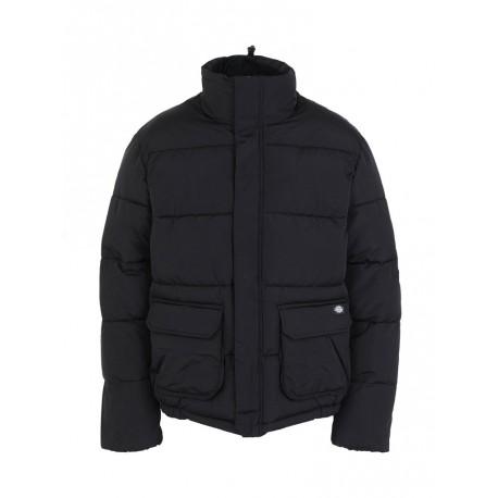 Giubbino Dickies Olaton Jacket uomo nero