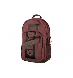 Zaino Globe Jagger III Backpack scuola bourdeaux